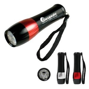 Tapered Nine LED Pocket Torch -- Close out