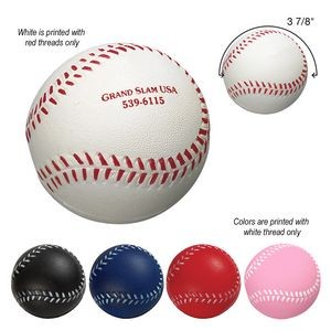 Baseball Shape Stress Reliever
