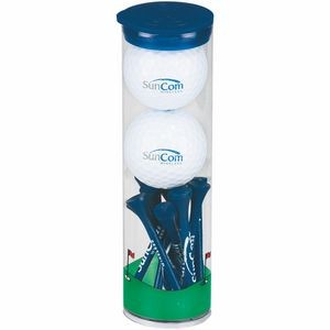 2 Ball Tall Tube With DT � TruSoft